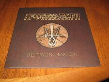 """AFTER DEATH """"Retronomicon"""" 2 X LP nocturnus acheron death"""