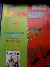 Il Giornalino 31 1993 Pinky Scooby Doo Ramazzotti