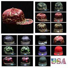 Baseball Cap Snapback Army Camo Hat Dad Cap Fashion Hat Flat Bill Hip Hop Hats