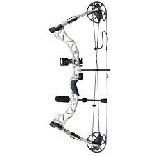 tir à l'arc arc à poulies de chasse réglable 35--65lbs KMQFR