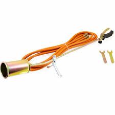 Aufschweißbrenner Gasbrenner Unkrautbrenner Abflammgerät Anwärmbrenner 60 mm