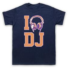 I DJ Hip Hop casa música drum and bass Clubbing Electro Hombre Mujer Niños Camiseta