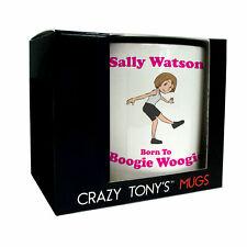 Unique Dancers Gifts Girls Ladies Personalised Boogie Woogie Gift Boxed Mug