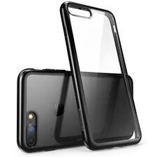 iPhone 7 Plus Case, [Scratch Resistant] i-Blason Clear [Halo Series]