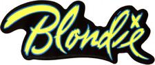 15564 Blondie Debbie Harry Blondy Retro 80s Punk Rock Music Band Sticker / Decal