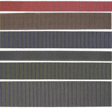 French 5/8 to 1-1/2 Rib Stripe Grosgrain Ribbon 1042 (BTY)