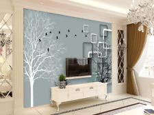 Papel Pintado Mural De Vellón Diseño Gris Blanco Negro 2 Paisaje Fondo Pantalla