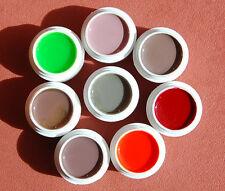 Soak Off UV Gel 5 ml  Freie Auswahl  Polish Gel