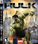 L'INCROYABLE HULK (Sony PlayStation 3, 2008)