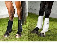 Back on Track Arbeitsgamaschen Gamaschen Beinschutz Hinterbein schwarz oder weiß