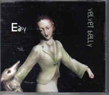 Velvet belly- Easy cd maxi single