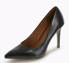 Christian Siriano Habit Pointed Toe Pump Heels Black Women's Size 5-13W