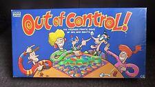 PARKER OUT Of Control GIOCO RICAMBIO giocare PISCES sostituzione CARDS, contatori Inst