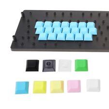 PBT Keycaps DSA 1u Blank Printed Keycaps For Gaming Mechanical Keyboard Hot