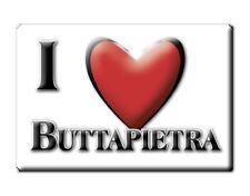 CALAMITA VENETO ITALIA FRIDGE MAGNET MAGNETE SOUVENIR I LOVE BUTTAPIETRA (VR)