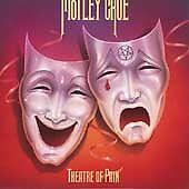 Mötley Crüe - Theatre of Pain CD