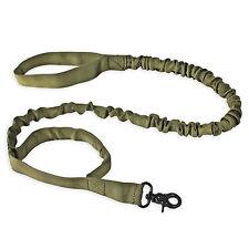 K9 Dog Leash Police Tactical Training Elastic Bungee USA Military Canine USPS TB