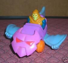 """MARVEL SPIDERMAN HOBGOBLIN 4"""" RACE CAR TOY FIGURE CAKE TOPPER"""