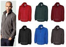Uneek Herren Damen Unisex Premium Reißverschluss Mikro Fleece Anti-fussel Jacke