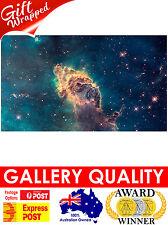 NEW Carina Nebula Close Up, NASA Space, Hubble, Giclee Art Print or Canvas