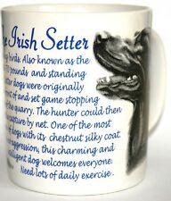 Irish Setter Gundog Working  Dog Owners  Mug NEW Gift