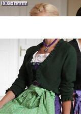 Trachtenjacke Strickjacke Jacke Bolero Cardigan Huber grün Gr. 40 42 44 NEU