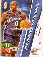 NBA Adrenalyn XL 2011 - Gilbert Arenas #293  Washington