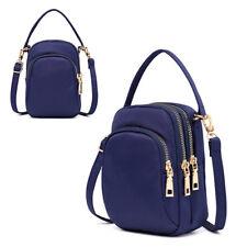 Korean Version Women Solid Color Satchel  Shoulder Bag Crossbody Handbag LD