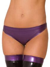 Honor conocedor Látex Calzoncillos púrpura Purple