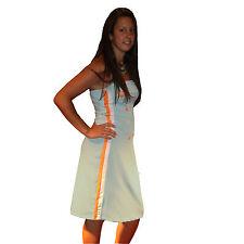 Julius & Friends Paul Frank $87 Green Ladies Skurvy Hearts Sleeveless Tube Dress