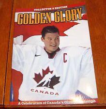 Golden Glory team Canada Mario Lemieux 2002