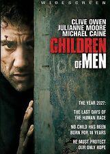 CHILDREN OF MEN Movie Poster 2006 Clive Owen Julianne Moore