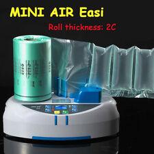 Lightweight Mini Air Easi Small Tabletop Air Cushion Pillow Bag Sealed Machine