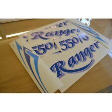 BAILEY Ranger - (2003) - Caravan Stickers Decals Graphics - SET OF