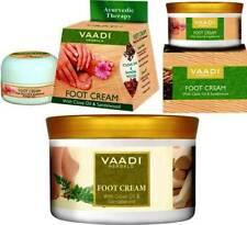 Foot Cream From India Vaadi Herbals Choose from 30Gm/ 150Gm/ 500Gm Skin Care
