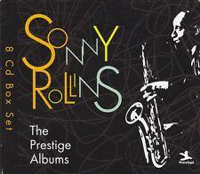 SONNY ROLLINS - the prestige albums 8 CD box