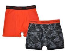 Calvin Klein Boys 2 Pack Boxer Briefs Size 4/5 6/7 8/10 12/14 16/18