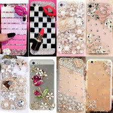 Rhinestone Case Bling Diamond Cover For Samsung Galaxy S10 Plus S10E S9 Plus S8