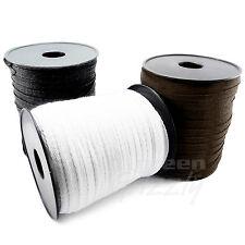 Cotton Bunting Apron Herringbone twill webbing tape sewing strap white beige