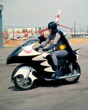 BATMAN ADAM WEST BAT CYCLE RARE PHOTO OR POSTER