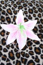 Lilien Rockabilly Pin Up Taglilien Haarspange Haarblüte