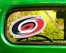 2 CAROLINA HURRICANES DECALs Sticker Bogo For Car Window Free Shipping Bumper