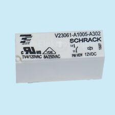 12V 24V Miniatur Relais Schrack Siemens, Schaltrelais Printrelais Platinenrelais