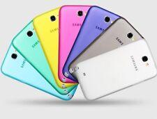 Samsung Galaxy S 3 III i9300 Soft TPU Gel Skin Case Cover Slim Fit - Transparent