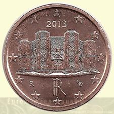 1 euro cent ITALIEN unc - Prägejahr wählbar !!! - 2002 bis 2015