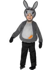 Costume Carnevale bambino Asinello Ciuchino party animal smiffys *12220