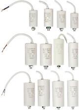 Kondensator Motorkondensator Anlaufkondensator Arbeitskondensator mit Kabel 450V