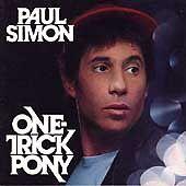 PAUL SIMON--One Trick Pony--CD