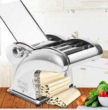 110/220V Home Automatic Dumpling Dough Skin Pasta Maker Electric Noodles Machine