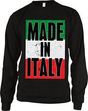 Made In Italy Pride Repubblica Italiana Italianos Orgoglio Long Sleeve Thermal